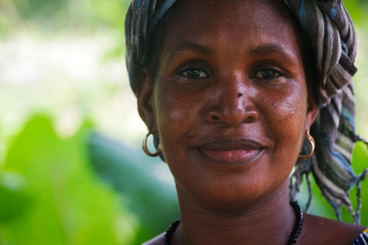 Fatoumata Diallo al Senegal